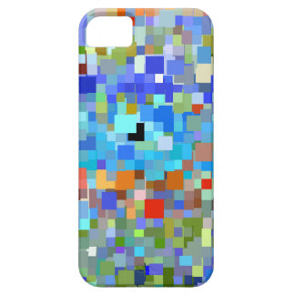 Colorful Mosaic Pattern iPhone 5 Cover