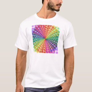 Colorful mosaic T-Shirt