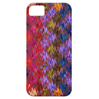Colorful Mosaic Wave Pattern #5 iPhone 5 Cover