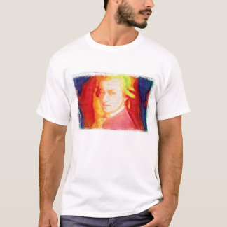 Colorful Mozart T-Shirt