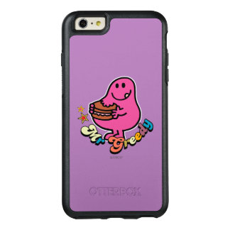 Colorful Mr. Greedy Eating OtterBox iPhone 6/6s Plus Case
