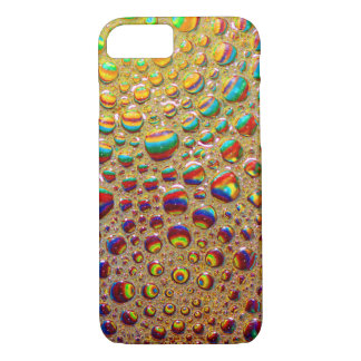 Colorful Multicolored Soap Bubbles Art iPhone 8/7 Case