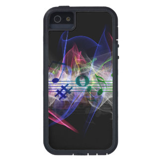 Colorful Music Style Case For The iPhone 5