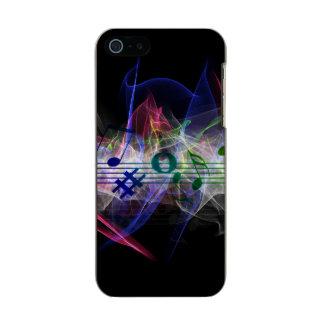 Colorful Music Style Incipio Feather® Shine iPhone 5 Case