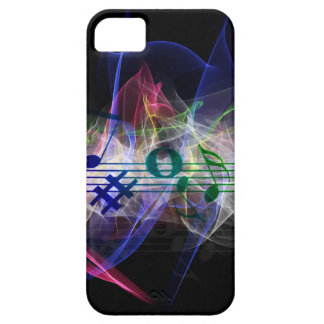 Colorful Music Style iPhone 5 Cover