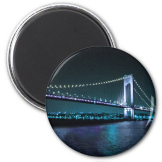 Colorful Narrows magnet