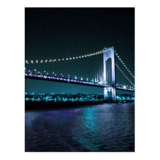 Colorful Narrows postcard