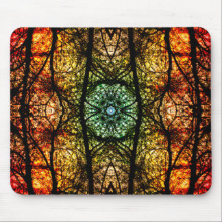 Colorful Natural Art Mouse Pad