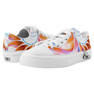 Colorful Nautilus Low-Top Sneakers