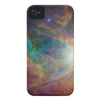 Colorful Nebula iPhone 4 case