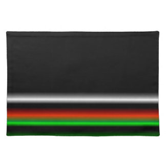 Colorful Neon Background Images Placemat