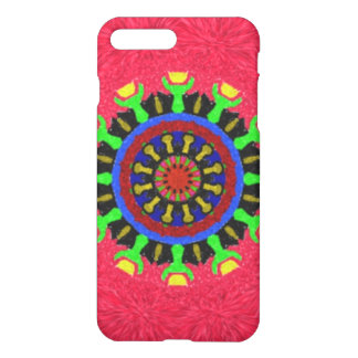Colorful nice abstract pattern iPhone 7 plus case