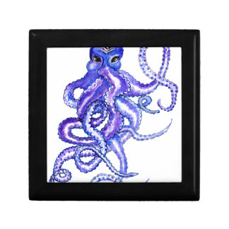 Colorful Octopus Art Gift Box