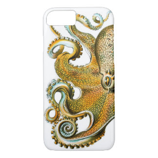 Colorful Octopus Sea Ocean Animal iPhone 8/7 Cases