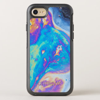 Colorful oil patterns, Canada OtterBox Symmetry iPhone 7 Case