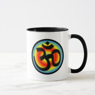 Colorful_Om Mug
