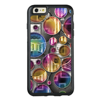 Colorful Orbs - Abstract Art OtterBox iPhone 6/6s Plus Case