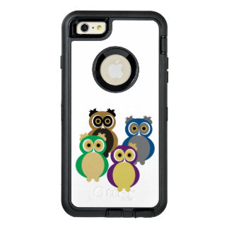 Colorful Owls OtterBox iPhone 6/6s Plus Case
