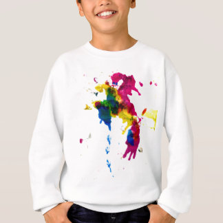 Colorful Paint Drips 2 Sweatshirt