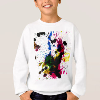 Colorful Paint Drips 8 Sweatshirt