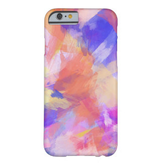 Colorful Painted iPhone 6/6s Case, Barely There Barely There iPhone 6 Case