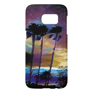 Colorful Palms Samsung Galaxy S7 Case
