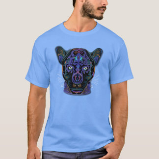 Colorful Panther T-Shirt