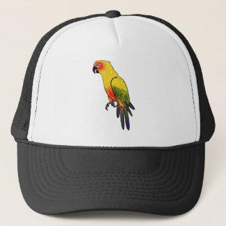 Colorful Parrot Trucker Hat