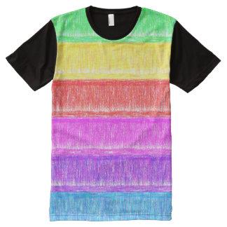 Colorful Pastel Rainbow Stripes