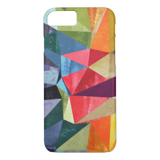 colorful pattern abstract art Case-Mate iPhone case