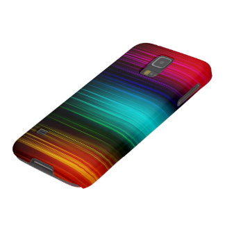 Colorful pattern galaxy s5 case