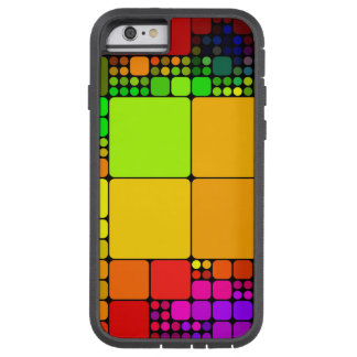 Colorful pattern illustration tough xtreme iPhone 6 case