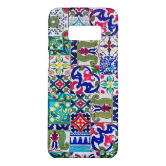 Colorful Pattern Samsung Galaxy S8, Phone Case
