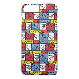 Colorful Pattern Shields iPhone 8 Plus/7 Plus Case