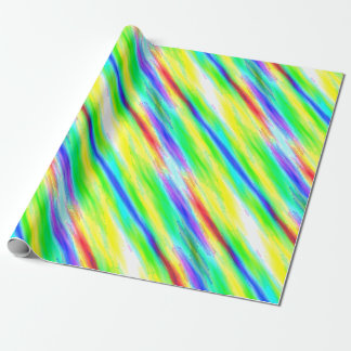 Colorful Pattern Wrapping Paper