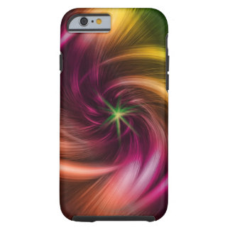 Colorful patterns, iphone 6/6s case tough
