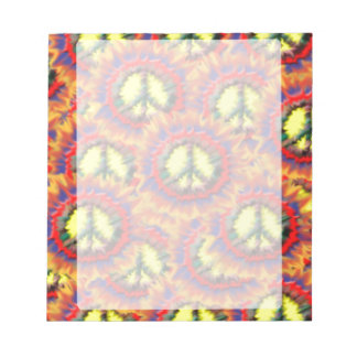 Colorful Peace Notepads