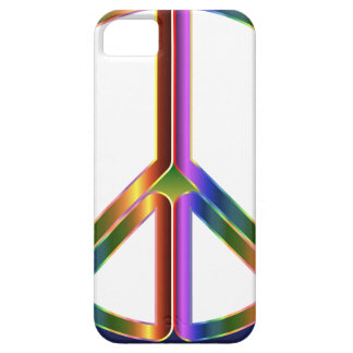 Colorful Peace Sign iPhone 5 Cover