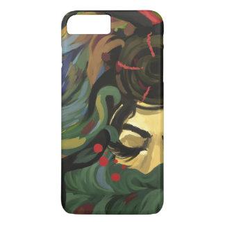 Colorful Peacock iPhone 8 Plus/7 Plus Case