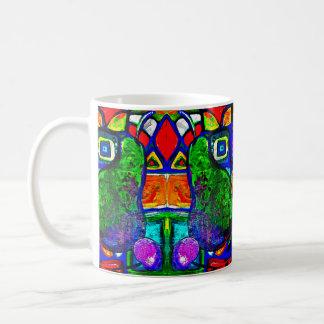 Colorful Pear Coffee Mug
