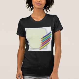 colorful pencils T-Shirt