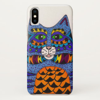 COLORFUL PHONE KITTY PHONE CASE