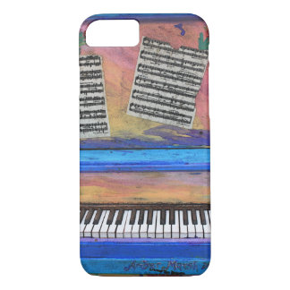 Colorful Piano iPhone 8/7 Case