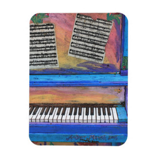 Colorful Piano Magnet