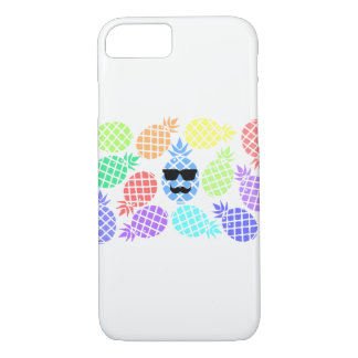 Colorful Pineapples Phone Case