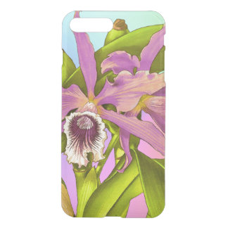 Colorful Pink Orchids iPhone 8 Plus/7 Plus Case