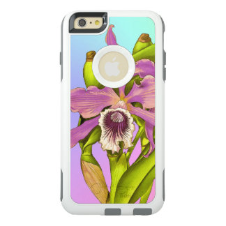 Colorful Pink Orchids OtterBox iPhone 6/6s Plus Case