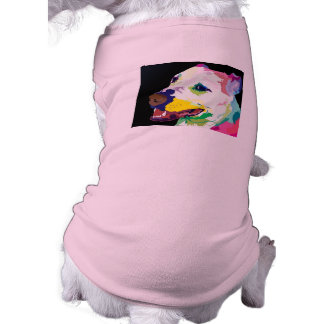 Colorful Pitbull Doggy Sweater - Bully Clothes