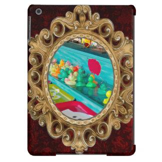 Colorful Plastic Fair Ducks Game iPad Air Cases