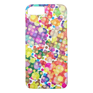 Colorful Polka Dot Pattern Case-Mate iPhone Case